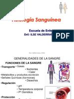 Copia de Clase 6 Fisiología Sanguínea