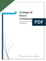 TEOLOGÍA DEL NUEVO TESTAMENTO.docx