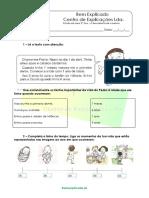 A. Teste Diagnóstico - À Descoberta de Si Mesmo (1)