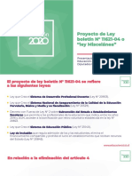 PDL Miscelánea Opinión 2020