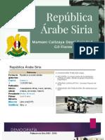 Exposicion Exportaciones Siria 2
