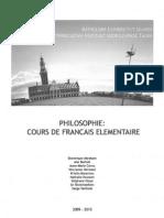 Cour français Lexique
