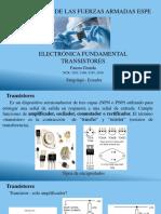 Electronica Fundamental Transistor P1-1