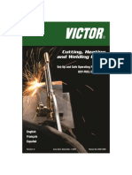 Victor Welding and Cutting Guide