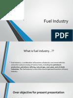 Fuel Industry