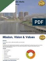 DPW Road Quality Presentation