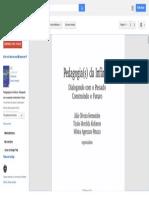 Pedagogia(s) Da Infância_ Dialogando Com o Passado Construindo o Futuro - Júlia Oliveira-Formosinho, Tizuko Morchida e Kishimoto, Mônica Appezzato Pinazza - Google Livros