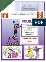 Caratula Folklore
