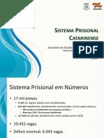 Sistema Prisional Catarinense