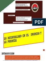 Grupo 3pobreza y Desigualdad. Las Microfinanzas en Maerica Latina y El Caribe