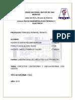 INFORME FINAL  3 DE CIRCUITOS ELECTRONICOS I.docx