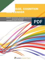 Language Congnition & Gender