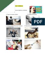 Imagenes de Conflictos Cotidianos, Familiares y Escolares