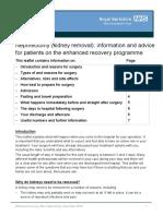 Nephrectomy Nov16