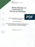 Bases de 002-2019 de Red de Salud de Angaraes