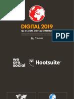 Digital in 2019