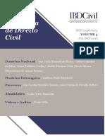 Artigo Cessão da Posição Contratual - Revista Brasileira de Direito Civil