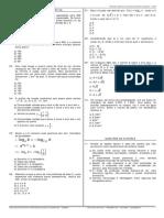 Caderno de Prova 12-01