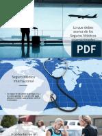 Lo Que Debes Acerca de Los Seguros Médicos Internacionales