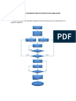Metodología Estandar Para Un Proyecto de Simulación