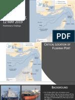 Fujairah Tanker Attacks_ Preliminary Findings