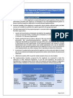 Key Considerations for Appraisal of DPR and Checklist of DPR Components
