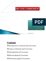 Tarnish Andamp Corrosion in Dentistry