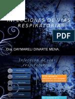 Infecciones de Viasrespiratorias