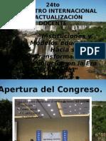 Congreso Foz de Iguazú 2010 COPEA