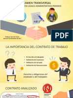 Examen Procedimientos Legales Administrativos Privados