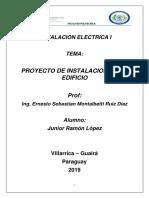 Instalacion Electrica i