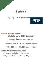 Sesion 11 Acidos y Bases, Indicadore