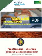 Preklampsia (Dr.harya n,Sp.og) - Rsmg