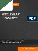 Tensorflow Es