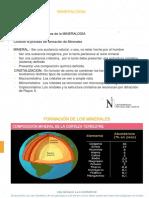 3.- Mineralogia