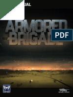 Armored Brigade Manual eBook