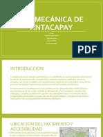 Geomecánica de Antacapay1