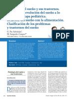 Fisiología del sueño y sus trastornos. ManuelSampedro