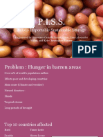 potato importable sustainable storage