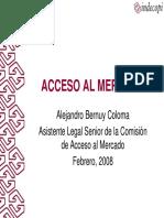 Acceso Al Mercado[1]