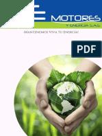 Brochure Motores y Energía S.A.S.