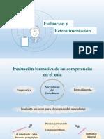 Evaluación Formativa y Retroalimentacion