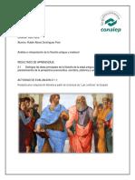 Matriz 2.1 Filosofia