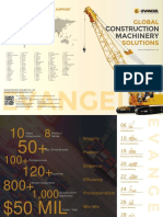 EVANGEL Construction Machinery Catalogue 2019