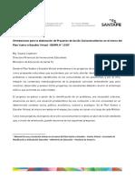 18 - Orientaciones Para La Elaboración de Proyectos Sociocomunitarios