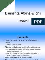 Powerpoint in chem 1