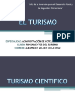 Turismo Cientifico
