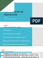 Diapositivas Administración de La Producción Capitulo I(1)