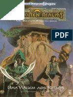 ADnD - Forgotten Realms - Uma Viagem Aos Reinos - Abril Jovem [Escaneado]