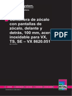 Zocalo Frontal 8620051